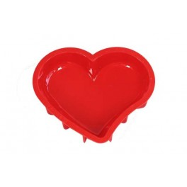 Kuchenform Herz Silikon 19 Cm X 22 Cm Prodemo Shop Suisse