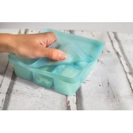 Eiswürfelform mit Deckel M